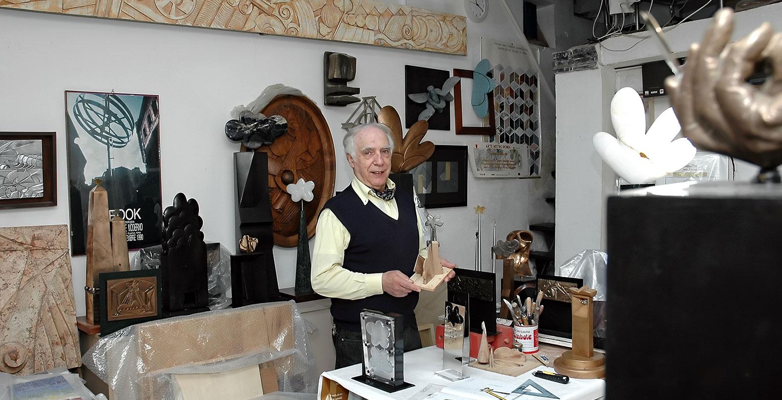 Federico Brook - Artista - Scultore